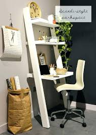 Small Desk Ideas Office For Spaces Best Space On Bedroom White