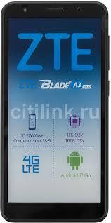 <b>Смартфон ZTE Blade A3</b> 16Gb, черный, отзывы владельцев в ...