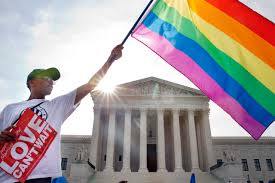 Supreme court ban on gay marriage