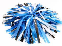 diy cheerleading pom poms shares to