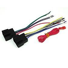 com gm car stereo cd player wiring harness wire gm car stereo cd player wiring harness wire aftermarket radio install plug 2007 2011 gmc sierra 1500 sk2105 11
