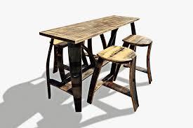 Tall bar table Cheap Tall Bar Table Bourbon Barrel Artisan Tall Bar Table Stools Bourbon Barrel Furniture Bourbon Barrel