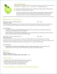 Early Childhood Assistant Sample Resume | Nfcnbarroom.com
