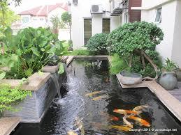 Artificial Pond Design Fish Pond Design Koi Pond Design Malaysia Fountain Design