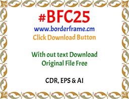 Chart Paper Border Designs 25 Free Border Frame Vectors