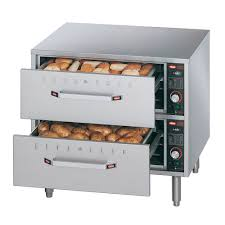 hatco hdw 2 freestanding warming 2 drawer unit for standard size pans 120 v