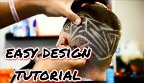 Haircut Designs How To Do Freestyle Design Haircut Tips Youtube