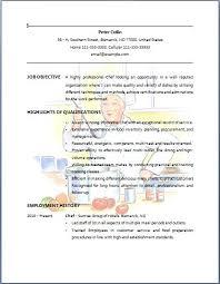 Resume Help Resume Writing Advice Mixologist Resume Student Life
