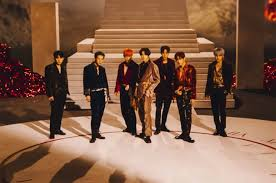 Monsta Xs Follow Find You Goes Top 10 On World Albums