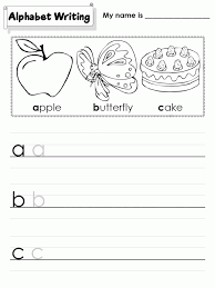 Abc Alphabet Letter Tracing Worksheets Printable Lea ~ Koogra