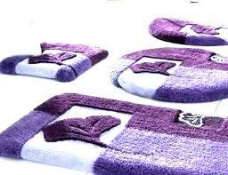 purple bath accessories purple and grey bathroom decor lavender bathroom decor dark purple dark purple bath rug set