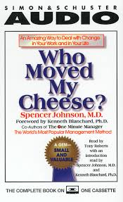 spencer johnson official publisher page simon schuster book cover image jpg who moved my cheese