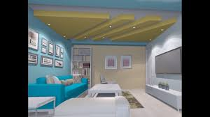 interior design false ceiling living room - Modern Ceiling Design For  Living Rooms - YouTube
