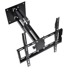 china tv wall mount bracket manufacturers for most 42 70 inch led lcd and oled flat screen tv with full motion swivel articulating arms factory oem