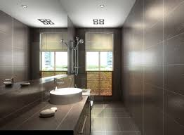 Dark Brown Floor Tile Grey Bathroom Tiles Ultimate Bathrooms Pinterest  Shower At Arizona