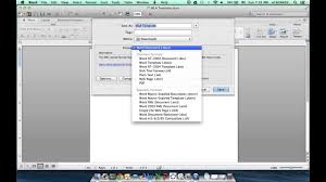 How To Get The Mla Format Template For Microsoft Word