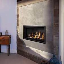 napoleon fireplaces vector 38 linear direct vent natural gas fireplace
