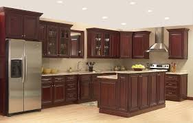 Rta White Kitchen Cabinets Prepossessing Rta Kitchen Cabinets For Your Diy Painting Oak