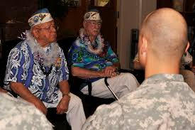 u s department of defense photo essay sam chower sr and thomas petso former iers and pearl harbor survivors