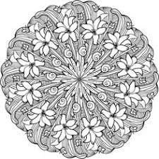 174 Best Printable Mandalas To Color Free Images In 2019 Mandala