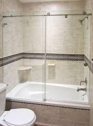 sliding glass doors in bathroom interiors sliding glass tub shower doors