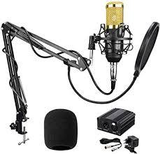 BestCare <b>BM</b>-<b>800 Professional Studio</b> Recording <b>Condenser</b>…