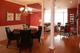 dining room paint color ideasImpressive Dining Room Paint Color Ideas With Red Dining Room