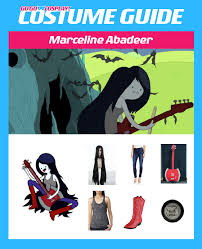 marceline abadeer costume diy guide for cosplay and