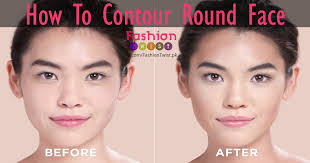 you have a round face don 39 s are fond of makeup it makes them look good and beautiful but not every body