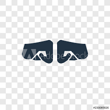Fist Transparent Background Fist Vector Icon Isolated On Transparent Background Fist