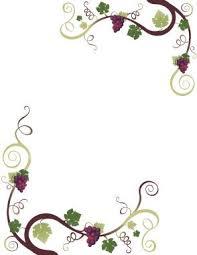 Wine Border Template Free Cliparts Border Grapes Download Free Clip Art Free Clip Art