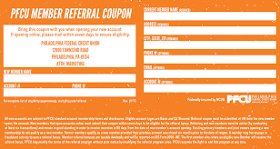 Referral Coupon Template Free Member Referral Coupon Template Templates at 1