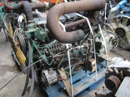 Spares :: Engines :: Volvo TD60 Engine