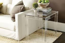 Acrylic furniture Luxury Ballard Designs How To Clean Acrylic Furniture Accessories
