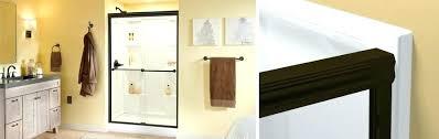 remove shower doors how to install a traditional style sliding glass shower door delta traditional style sliding shower door best way to remove shower door
