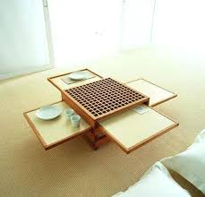 furniture for compact spaces. Furniture For Small Spaces Pull Out Place Settings . Compact