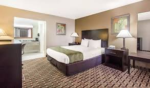 beds room quality inn conference center ta single bed