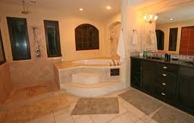 master bathroom suites. Photo Border, Villa Noche, Vacation Rental - The Master Bathroom Suite With Bath For Two People Suites