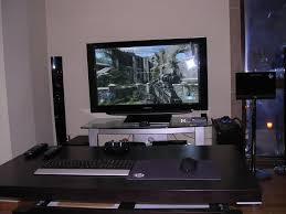 pc on your tv for gaming and other realaties system wars pot