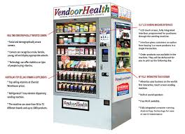 Vending Machine Interface Custom Is The Future Of Vitamins In Vending Machines HealthFreedoms
