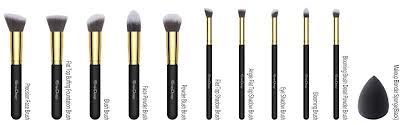 emaxdesign makeup brushes 10 1 pieces makeup brush set