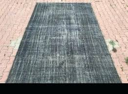 home overdyed area rugs vintage 7 large rug gray distressed oversize saloon area rug 5 overdyed