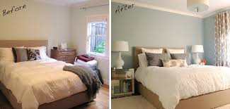 Bedroom Makeovers Before After