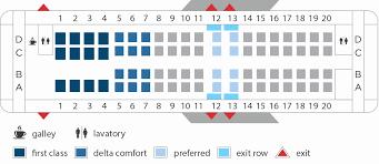 Bombardier Crj 700 Aircraft Seating Chart 77 Credible Crj900 Seating Chart