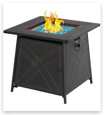 top 14 best propane fire pit tables
