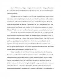 children of the sea critical essay college essays zoom