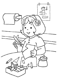 Small Picture Coloring Pages For Kindergarten Free Colouring Kids Coloring