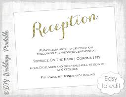 Wedding Invitations Reception Card Wording Beautiful Wedding With