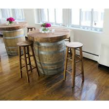 Wood barrel furniture Coffee Table Wine Barrel Cocktail Table Wine Barrel Cocktail Table Please Seated