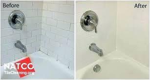 remove old caulk from bathtub mold in shower caulk shower caulk keeps molding before and after